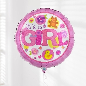 Baby Girl Balloon 2016 2016 2016 2016 2016