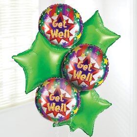 Get Well Balloon Bouquet Pack 2016 2016 2016 2016 2016